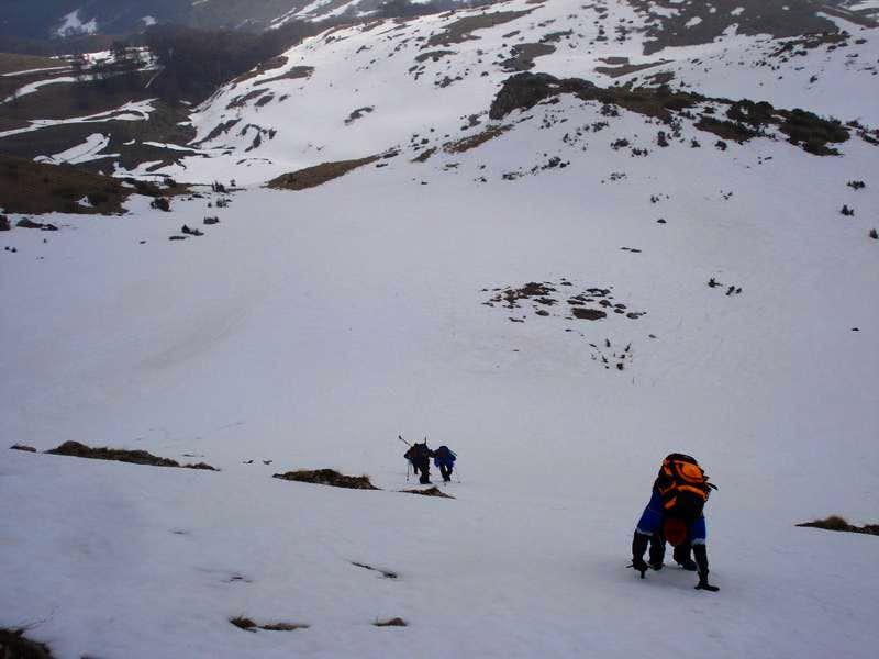 Stogovo: Climbing Causica