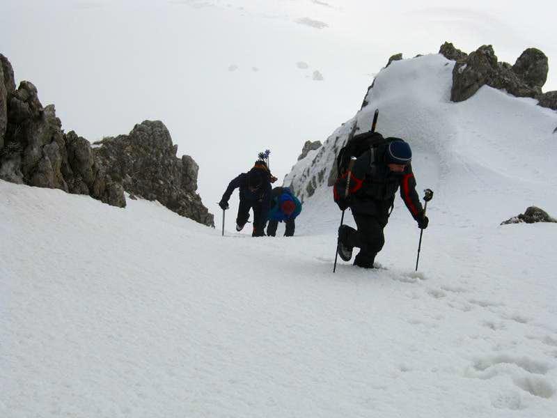 Stogovo: Bik Doruk climb