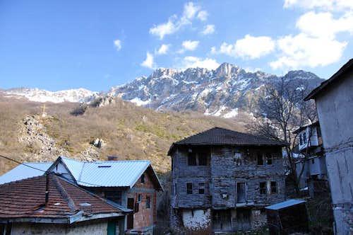 Stogovo: View from Gari