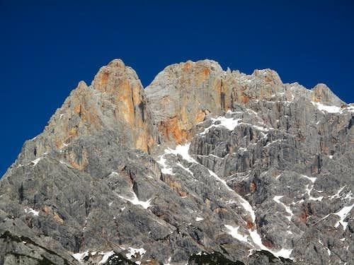 Hochseiler (2793m) in the Hochkönig group