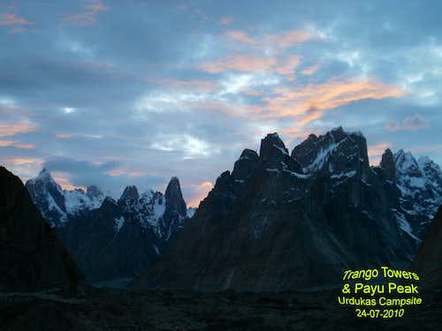 Payu Peak & Trango Towers, Pakistan