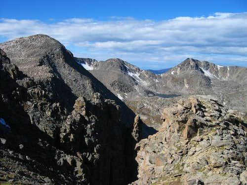 Mount Julian , Chief Cheley...