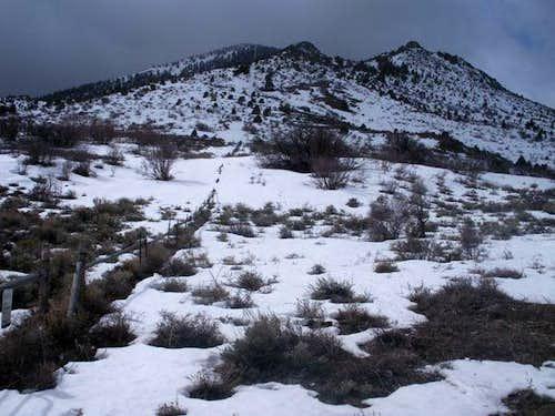 Fence Line-North Ridge