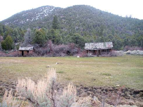 Old Mining Buildings