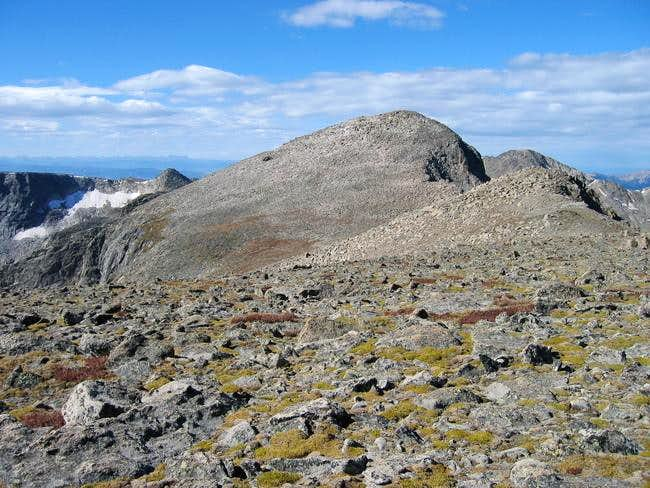 Mount Julian from Terra...