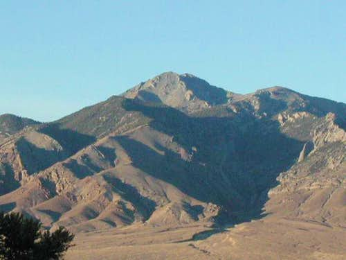 Saddle Mountain viewed from...