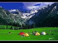 Camping.......