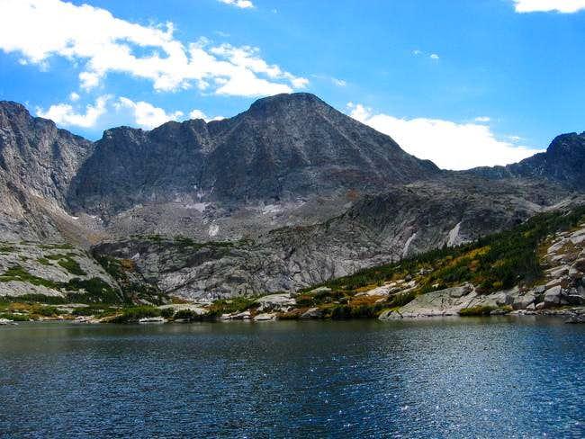 Mount Julian from Arrowhead...