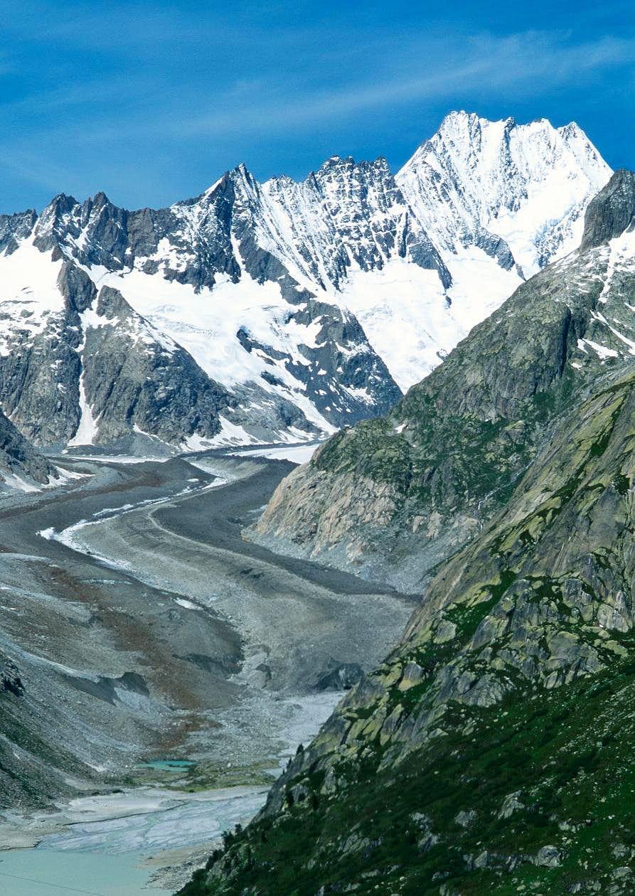 Lauteraar Gletscher