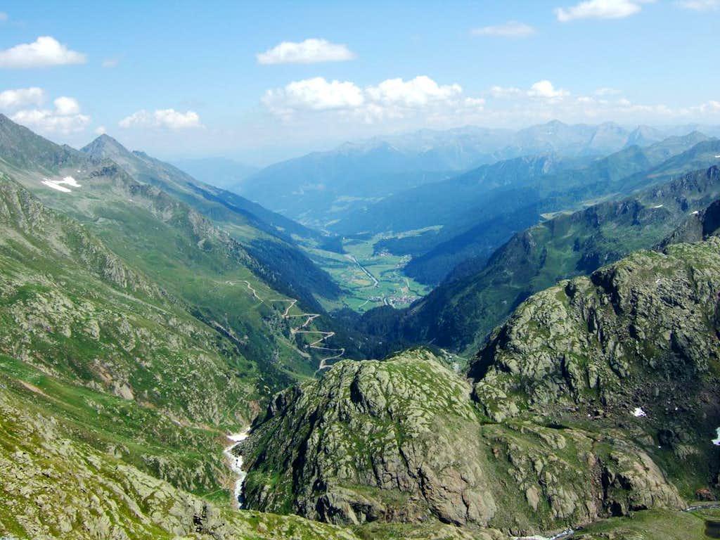 Val Ridanna (Ridnauntal)