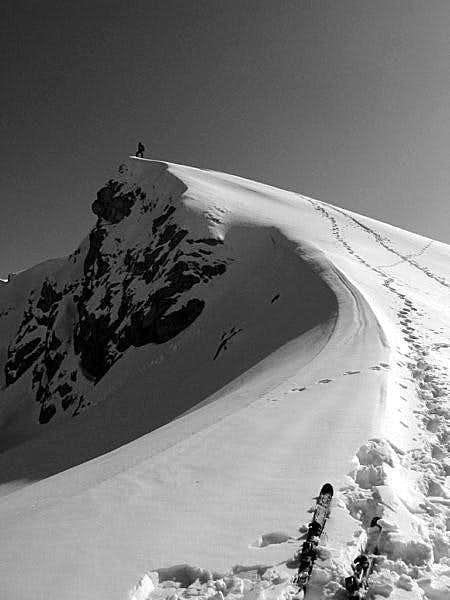 Visocica mountain