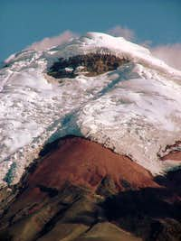 Cotopaxi (North Face).