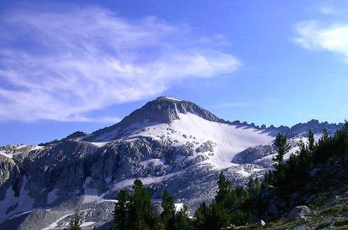 Glacier Peak from Glacier...