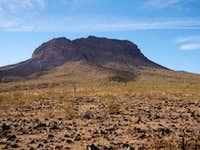 Woolsey Peak
