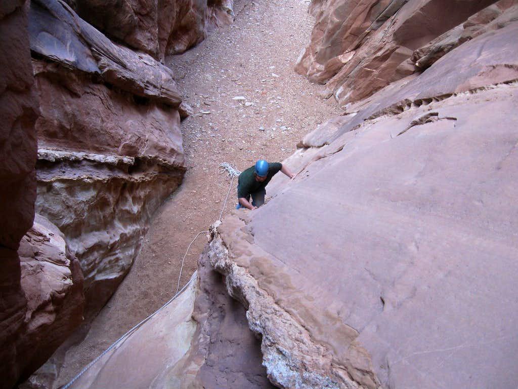 Climbing the Ramp