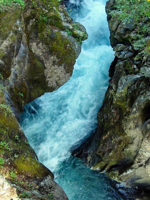 Raging Caples River