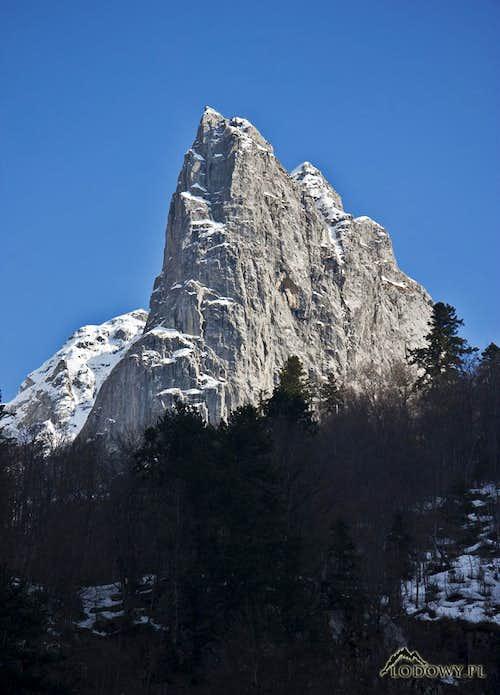 Koplje in Karanfili massif