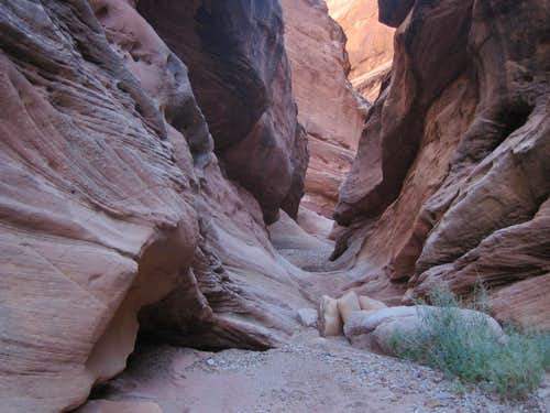 Cistern Canyon