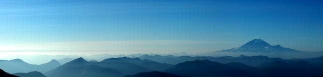 This panoramic was taken...