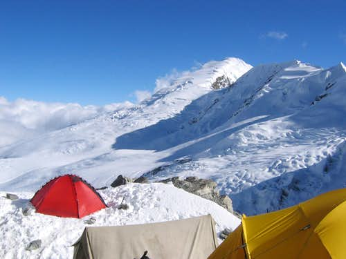 Mera - High Camp