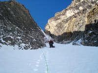 Lower Congdon/McNab Couloir
