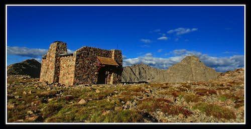 Notch Mountain Shelter