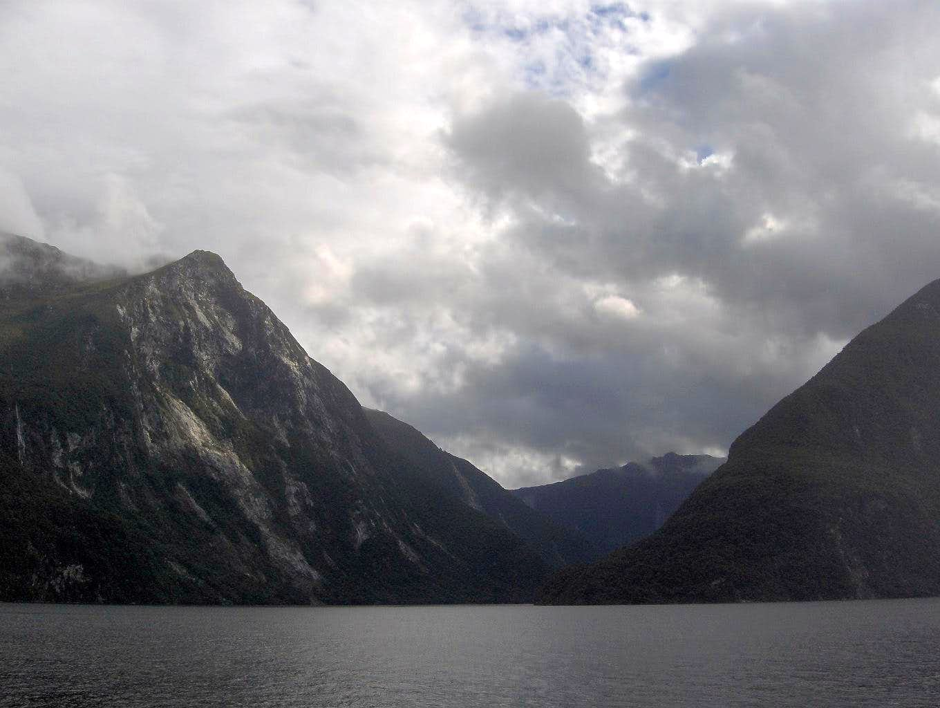 The Sounds of Fiordland