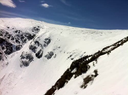 Tuckermans Ravine Mt Washington NH