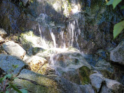 Bailey Canyon Waterfalls