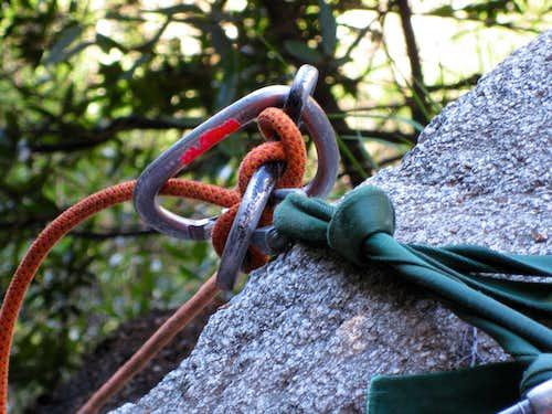 Canyoneering Anchor