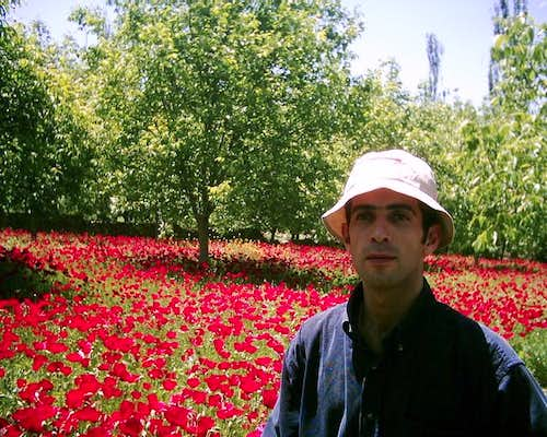 Hamedan is a realy paradise