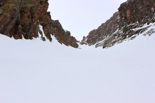 Naked Lady Couloir
