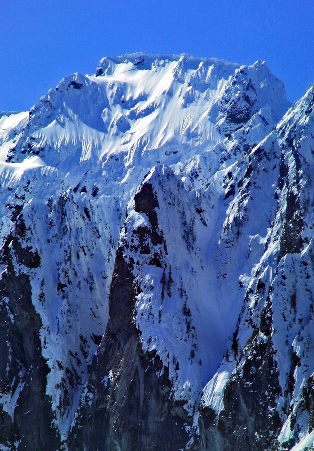 Mount Index's East Face