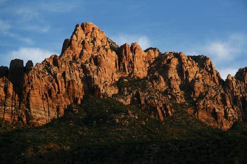 Mount Kinesava