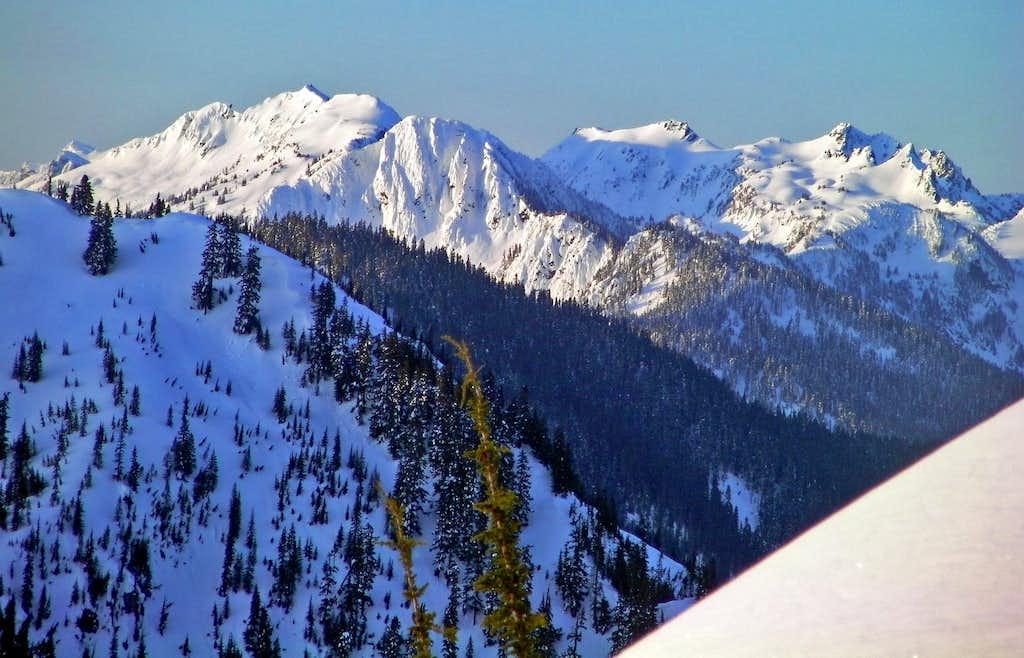 K9 and Thor Peak