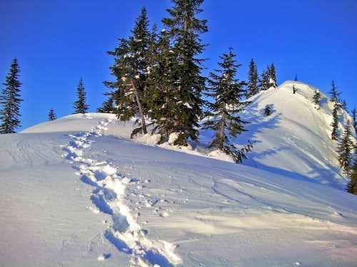 The Ridge on Spinnaker