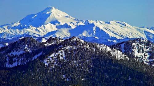 Glacier Peak and Indian Head