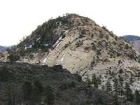 Northgate Peak, East