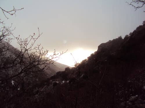 Farmington Canyon