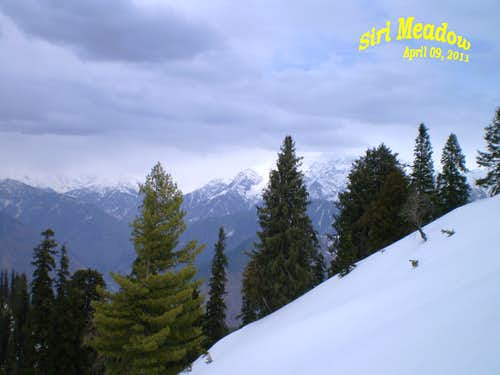 Siri Paya Meadow, Pakistan