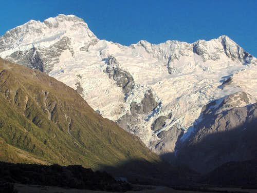 Mount Sefton and The Footstool