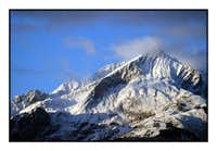 The Alpspitze north face...