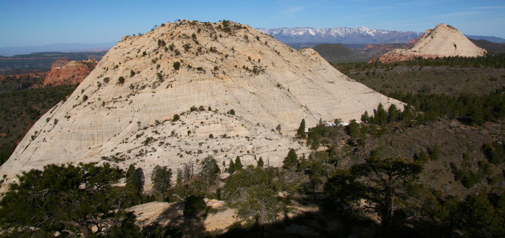 West Northgate Peak and Pine Valley Peak : Photos ...
