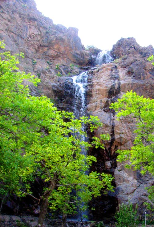 Kharv Water fall