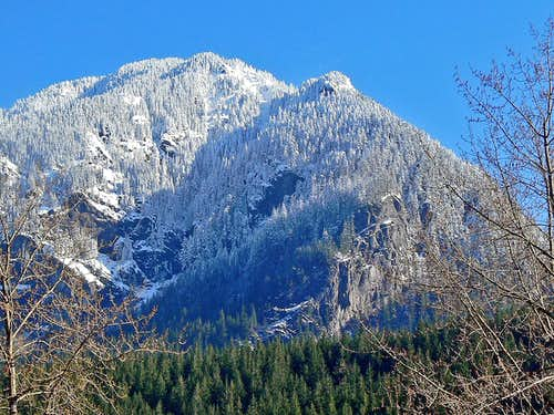 Zekes Peak