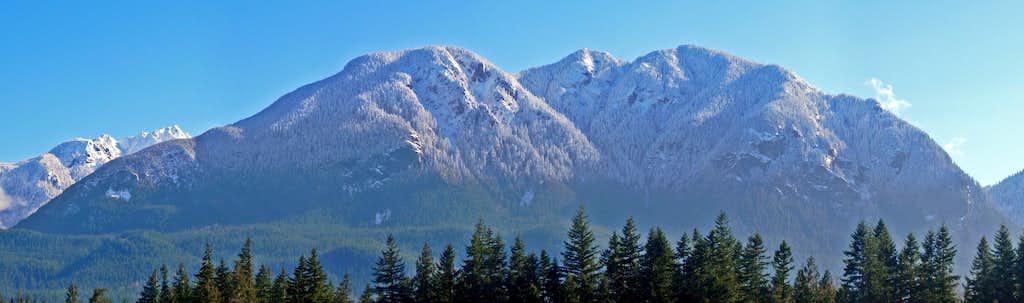 Mount Zekes Panorama