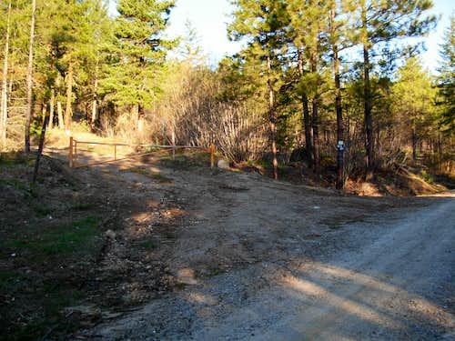 Natapoc Mountain - Road 850