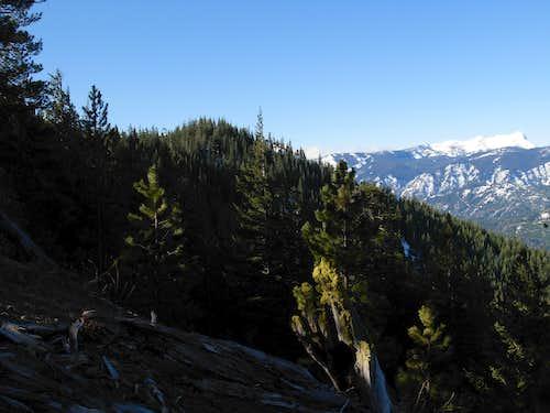 Natapoc Mountain - South Summit