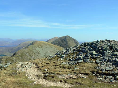 Buachaille Etive Mor's Ridge