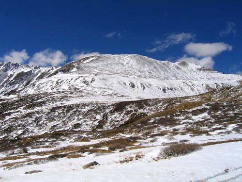 From Kite Lake